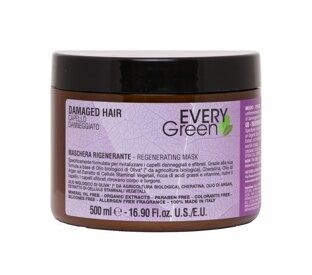 Dikson EVERYGREEN DAMAGED HAIR MASHERA RIGENERANTE Маска для поврежденных волос 500ml