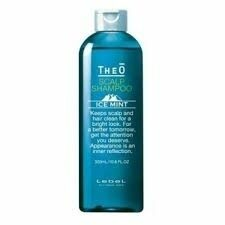 Шампунь THEO SCALP SHAMPOO ICE MINT 320 мл