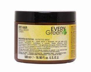 Dikson EVERYGREEN DRY HAIR  MASHERA  Nutriente Маска для сухих волос  250ml