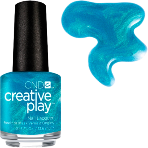 CND Creative Play # 439 (Ship - Notized), 13,6 мл