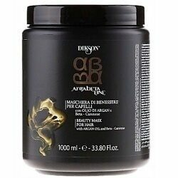 Dikson MASK ARGABETA BEAUTY/ Маска для волос восстанавливающая 1000ml